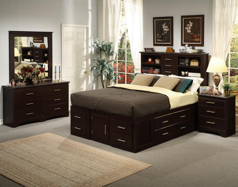Chest bed inovations furniture for Angelina bedroom furniture set